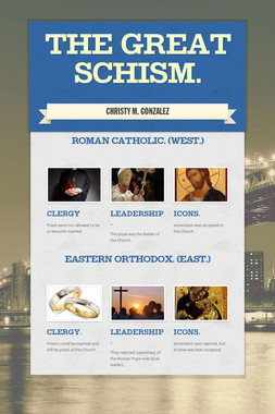 The Great Schism.