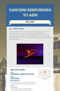 Dancers Responding to Aids
