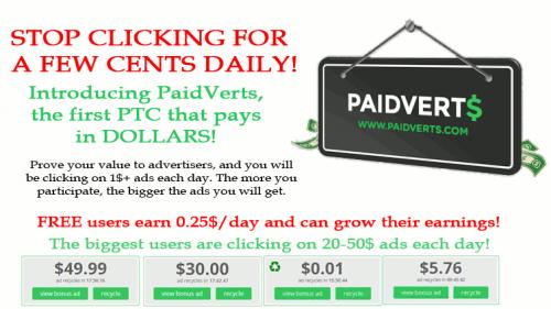 PAIDVERT$ | Smore Newsletters