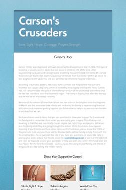 Carson's Crusaders