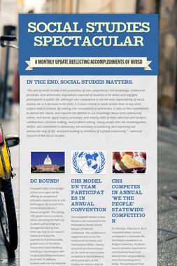 Social Studies Spectacular