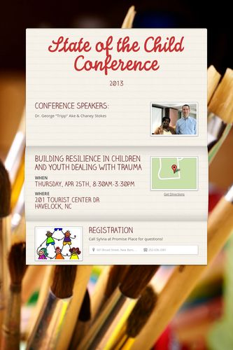 State of the Child Conference