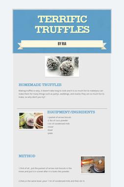 Terrific  Truffles