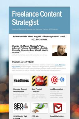 Freelance Content Strategist