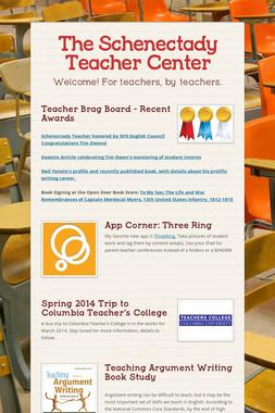 The Schenectady Teacher Center
