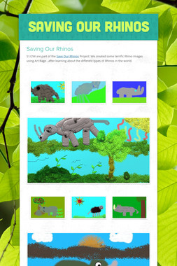 Saving Our Rhinos