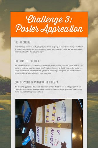Challenge 3: Poster Appreation