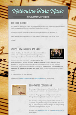 Melbourne Harp Music