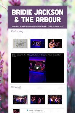 Bridie Jackson & The Arbour