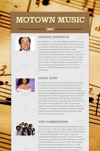 Motown Music