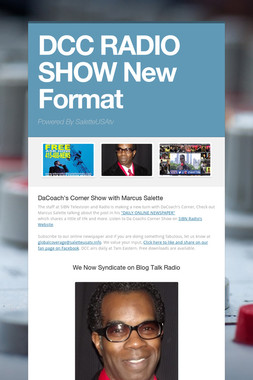 DCC RADIO SHOW New Format