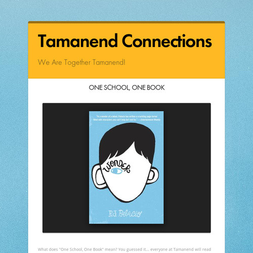 Tamanend Connections