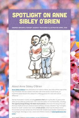 Spotlight on Anne Sibley O'Brien