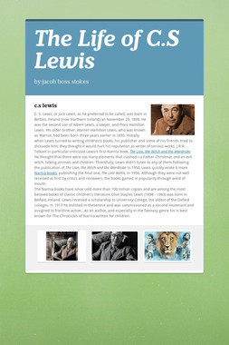 The Life of C.S Lewis