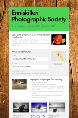 Enniskillen Photographic Society