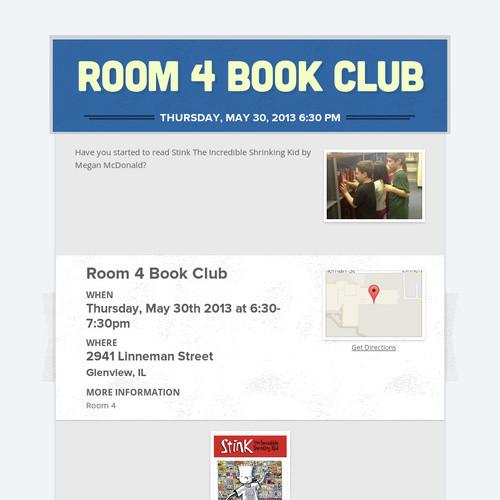 Room 4 Book Club