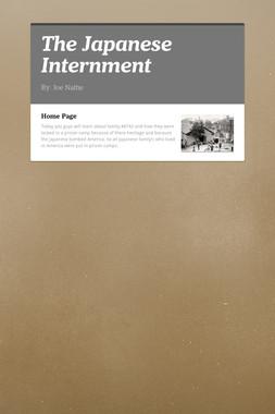 The Japanese Internment