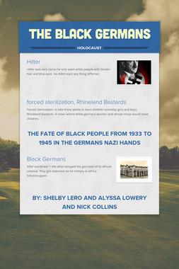 The Black Germans