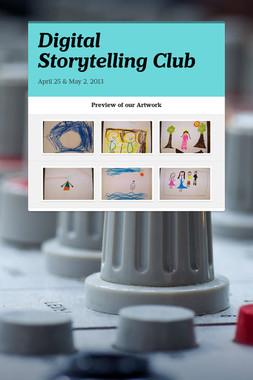 Digital Storytelling Club