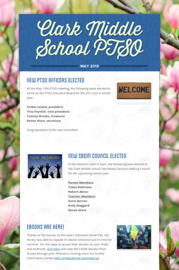 Clark Middle School PTSO