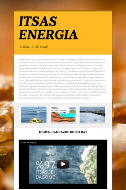 ITSAS ENERGIA