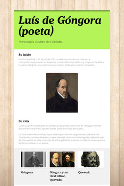 Luís de Góngora (poeta)