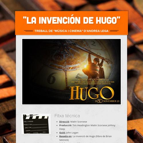 """""""La invención de Hugo"""""""