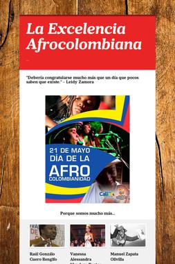 La Excelencia Afrocolombiana