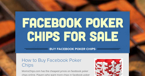 Buy fb poker chips
