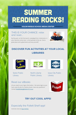 Summer Reading Rocks!