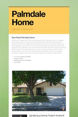 Palmdale Home