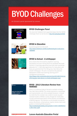 BYOD Challenges