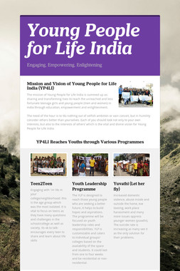 Young People for Life India