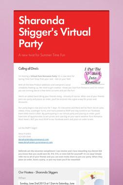 Sharonda Stigger's Virtual Party