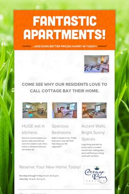 Fantastic Apartments!
