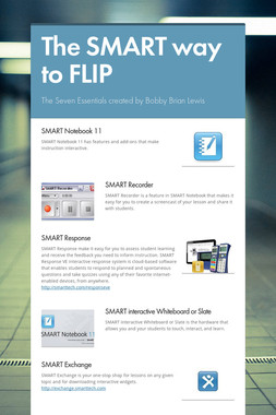 The SMART way to FLIP
