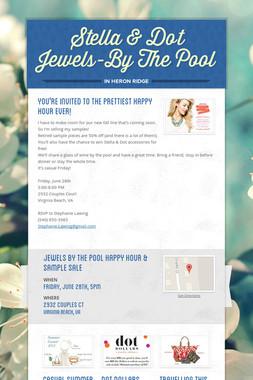 Stella & Dot  Jewels-By The Pool