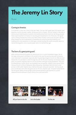 The Jeremy Lin Story