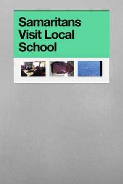 Samaritans Visit Local School