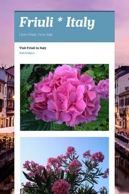 Friuli * Italy