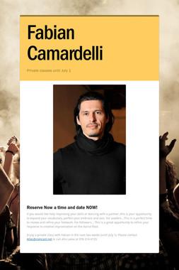 Fabian Camardelli