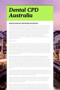 Dental CPD Australia