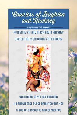Countess of Brighton and Hackney