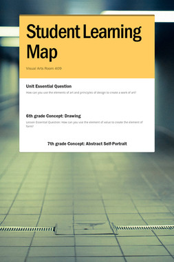 Student Learning Map