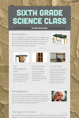 Sixth Grade Science Class