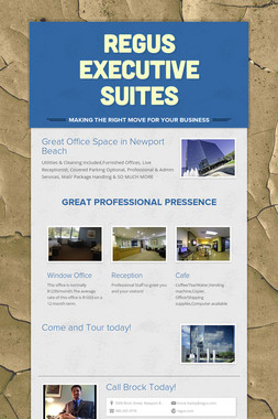 Regus Executive Suites