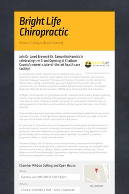 Bright Life Chiropractic