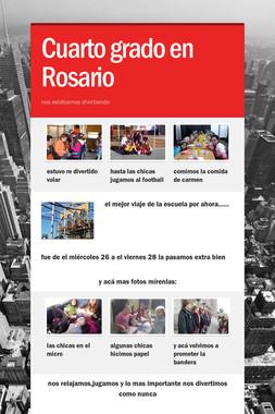 Cuarto  grado en Rosario