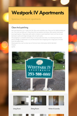 Westpark IV Apartments