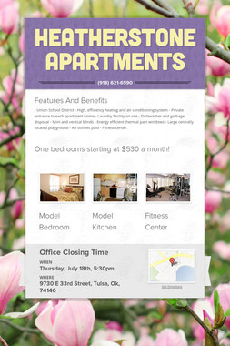 Heatherstone Apartments